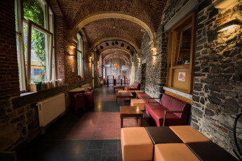 Liege Youth Hostel : Liège – Georges Simenon Youth Hostel, 007007, hall image