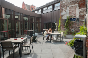Mons - 'Auberge du Beffroi' Youth Hostel :