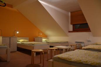 Youth Hostel Vila Veselova : Hostel Vila Veselova, X60433, loft dorm image