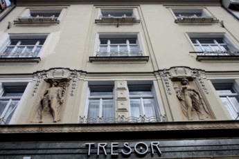 Youth Hostel Tresor : tresor 1