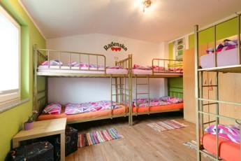 Youth Hostel Ociski raj : X60430, Hostel Ociski raj, room 6 image