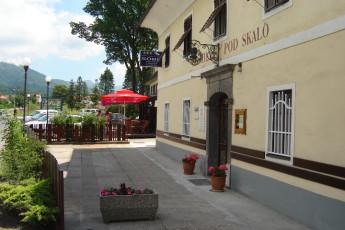 Youth Hostel Pod Skalo : 092543, Youth Hostel pod Skalo, entrance image