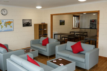 Isle of Skye – Portree SYHA : Portree Lounge
