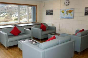 Isle of Skye – Portree SYHA : Portree Lounge 2