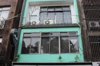 Backpackers Inn Taipei : Building