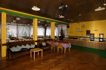 Youth Hostel Pod Voglom : 092542, Hostel pod Voglom, dining room image