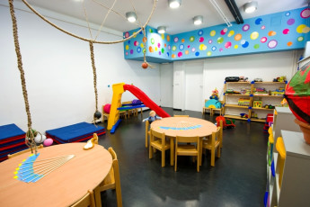 Youth Hostel Brežice : 092565, Youth Hostel Brežice, play room image
