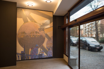 Brussels - Génération Europe Youth Hostel :