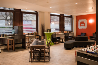 Génération Europe Youth Hostel :