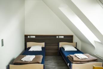 Brussels - Génération Europe Youth Hostel :