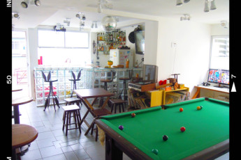 Tupiniquim Hostel : A place to chill during the hot days of Rio de Janeiro