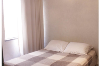 Tupiniquim Hostel : Cozy private ensuite double: perfect for couples