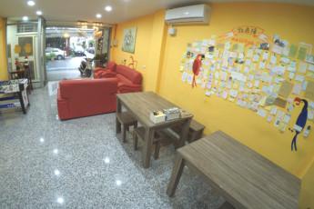 Taiwan Panda Hostel : Lobby