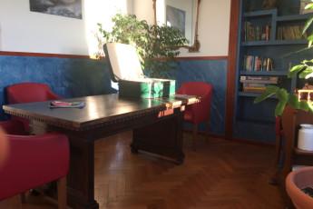 Trieste - 'Tergeste YH' : dormitorio en Trieste - Tergeste albergue juvenil, Italia
