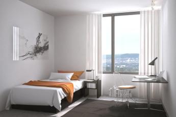 Hi Oslo Rønningen : Room