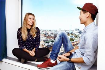 Danhostel Copenhagen City : 016119,Copenhagen City hostel image (1)