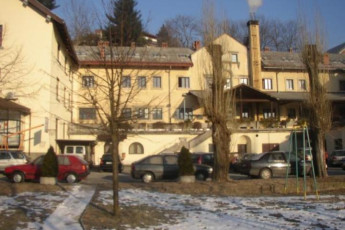 Youth Hostel Idrija : Hostel Idrija in Slovenia.