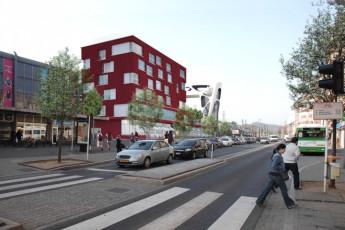 Esch-Sur-Alzette : X540985, 2 - Esch-sur-Alzette hostel, external image
