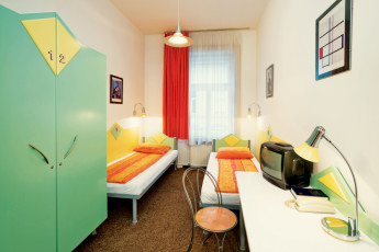 Budapest - Marco Polo Top Hostel :