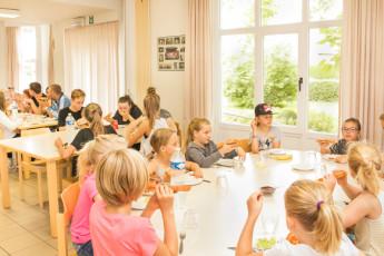 Maldegem - Die Loyale : Dining Area in Maldegem - Die Loyale Hostel, Belgium