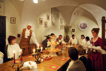 Youth Hostel Radovljica : 092557, Radovljica hostel, banquet image