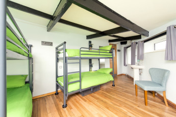 YHA Tintagel : 018237 - Tintagel hostel, dorm image 2