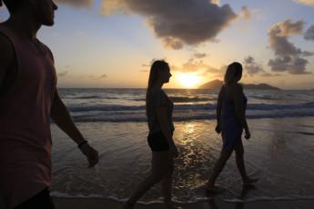 Mission Beach YHA : Wongaling Beach Sunrise