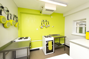 YHA Truleigh Hill : 018241 - Truleigh Hill hostel, kitchen image