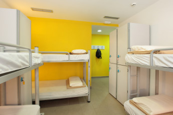 Valencia -    Center Valencia : Shared dorm