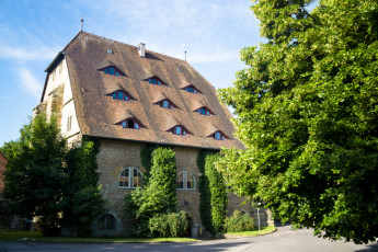 Rothenburg ob der Tauber : Youthhostel