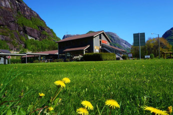 Lysefjorden : Lysefjorden turisthytte and hostel