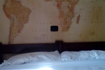 Perugia - Mario Spagnoli : hostel, 031085, ostello Spagnoli Perugia, italia, maproom