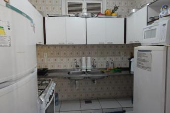 Fortaleza – Fortaleza Hostel : Fortaleza Hostel, cozinha