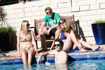 Airlie Beach YHA : Swimming Pool