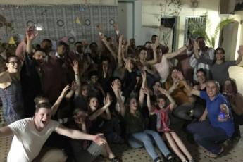 Fes : Fes Jugendherberge Unterhaltung