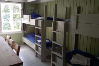 Preikestolen : Dorm room, Preikestolen