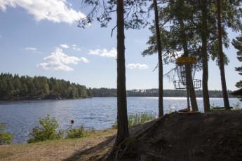 Urheiluopisto Kisakeskus : Frisbeegolf, Urheiluopisto Kisakeskus, Hostel, Finland
