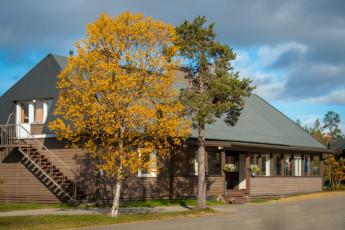 Saariselkä - Hostel Ahopää : Hostel Ahopää