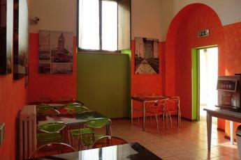 Perugia - Mario Spagnoli : hostel, 031085, ostello Spagnoli Perugia, italia, colazione