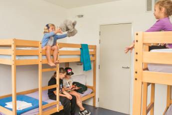 Maldegem - Die Loyale : 4 bedded dorm in Maldegem - Die Loyale Hostel, Belgium