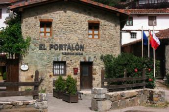 Vega de Liébana – El Portalón : Spain