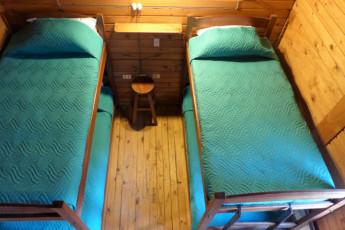 Las Trancas - Chil In : Dormitorio compartido