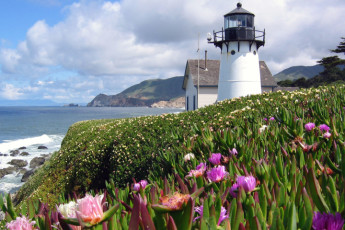 HI - Montara - Point Montara Lighthouse :