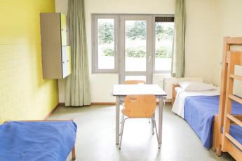Brugge - Europa : Ensuite Room - Bruges Europa Hostel, Belgium