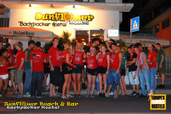 Sunflower Beach Backpacker Hostel :