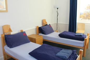 Glasgow SYHA : Glasgow Youth Hostel Twin