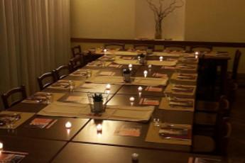 Perugia - Mario Spagnoli : hostel, 031085, ostello Spagnoli Perugia, italia, dining