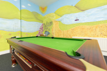 YHA Hawkshead : 018051 - Hawkshead hostel, snooker table image