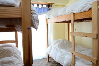 Hi Patagonia Hostel : HI Patagonia hostel, hostel dorm