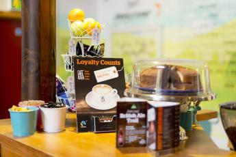 YHA London Lee Valley : 018190 - Lee Valley Hostel, coffee and cake image